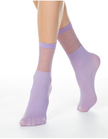 "Women's socks ""Belle"""