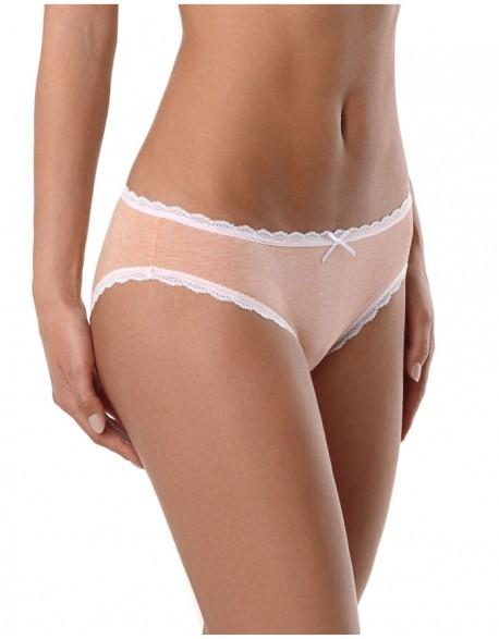 "Women's Panties Classic ""Alliana Peach"""