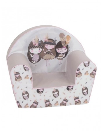 "Children's Armchair ""Trys princesės"""
