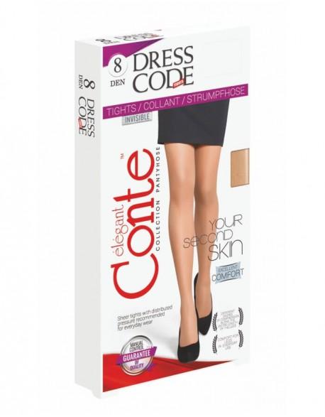 """Women's Tights """"Dress Code"""" 8 Den"""
