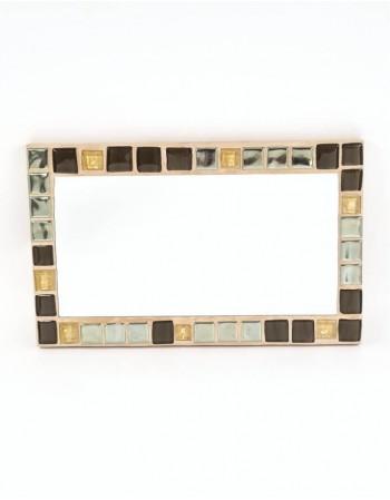 """Mirror """"Vanilinė mozaika"""""""