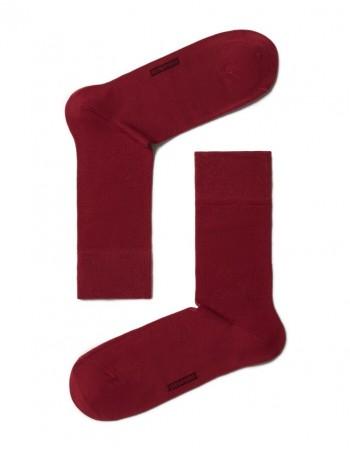 Men's Socks ''Diwari Classic Bordo''