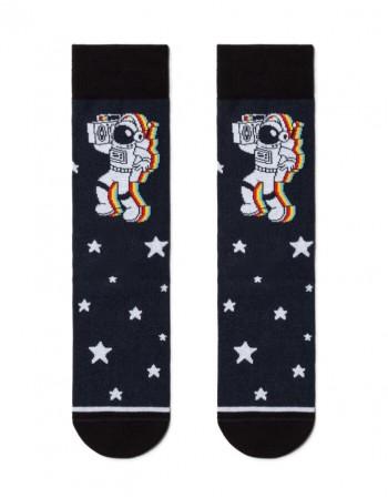 Men's Socks ''Happy Cosmonaut''