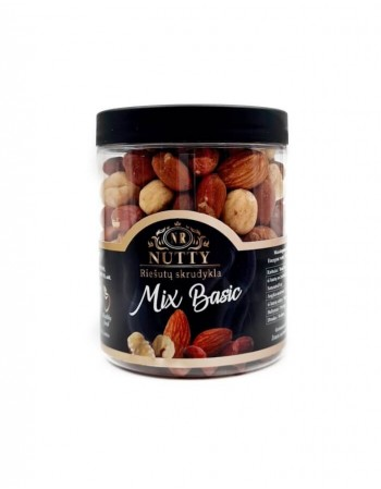 """Royal roasted salted nuts """"Mix Basic"""" 180g"""