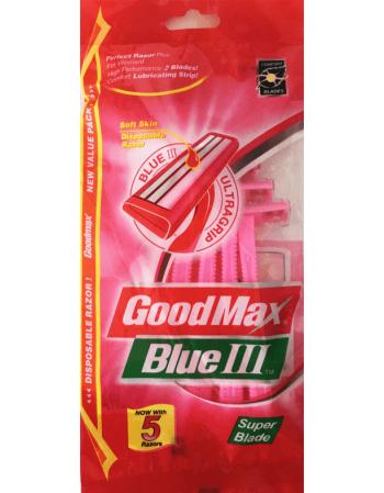 """Женская бритва """"GoodMax Blue"""""""