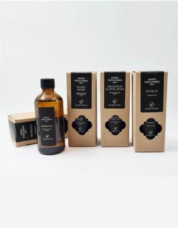 "Home fragrance supplement ""Rugių boba"" 100 ml"