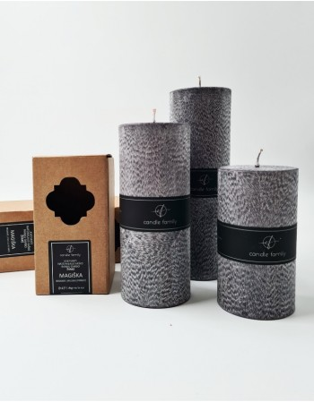 "Scented candle ""Magiška"""