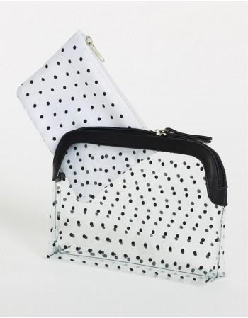 "Cosmetiks Bag ""Dots"""
