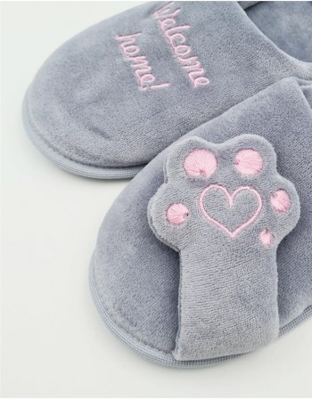 "Slippers ""Joy"""
