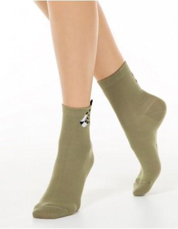 """Women's socks """"Calm Leopard"""""""