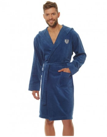 "Bathrobe ""Max Navy"""
