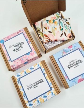 """Gift set """"Pastel Garden"""""""