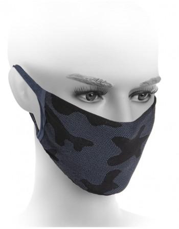 """Защитная маска для лица """"Army Blue"""""""
