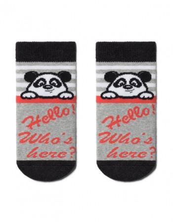 """Детские носки """"Bear Grey"""""""