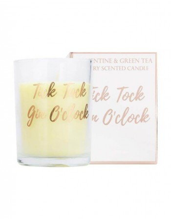 Scented candle CANDLELIGHT Prosecco O'clock, 220 g