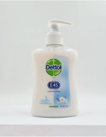Liquid soap DETTOL, Antibacterial Camomile, 250 ml
