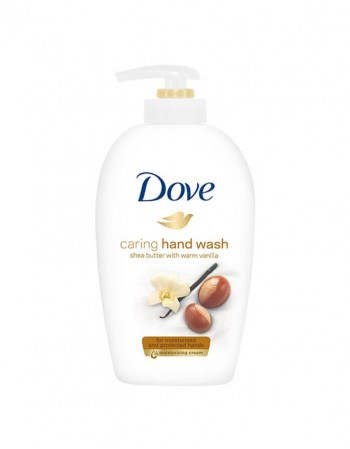 Vedel seep DOVE, Shea Butter, 250 ml