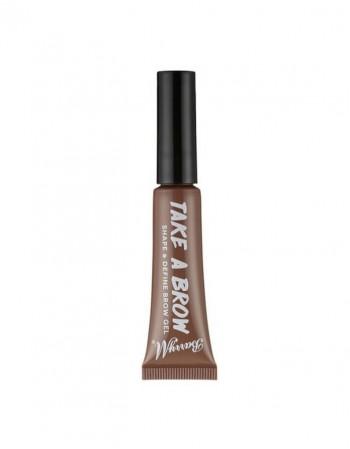 "Eyebrow Gel BARRY M ""Take a Brow"", Brown 8,3 ml"