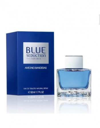 "Perfume for Him ANTONIO BANDERAS ""Blue Seduction"" EDT 50 ml"