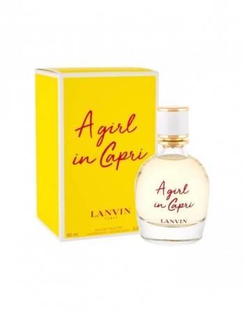 "Parfüümid talle LANVIN ""Girl in Capri "" EDP 90 ml"