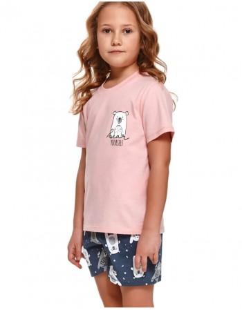 """Children's pajamas """"Pinky bear"""""""