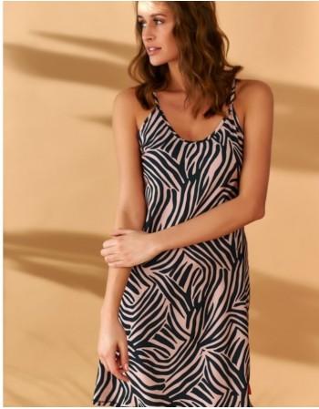 """Ночная сорочка """"Zebra Mono"""""""
