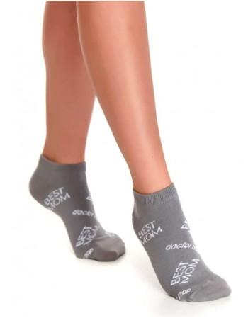 """Women's socks ''Norra Grey"""""""