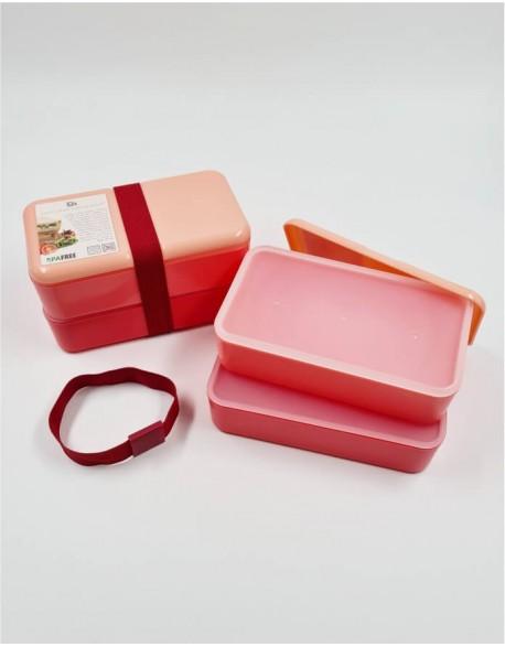 """Pietų Dėžutės """"Pink Layer"""""""
