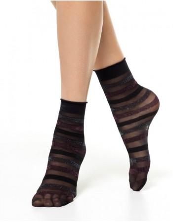"Women's socks ""Shiny"""