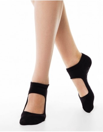 """Women's socks ''Yoga"""""""