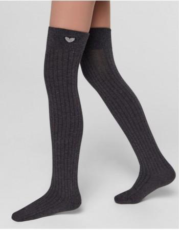 "Детские носки ""Longy Dark Grey"""