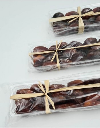 Dried apricots with nuts, 200g