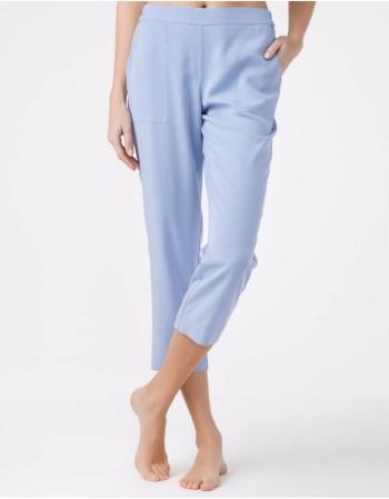 "Women's Trousers ""Bella Vista Blue"""