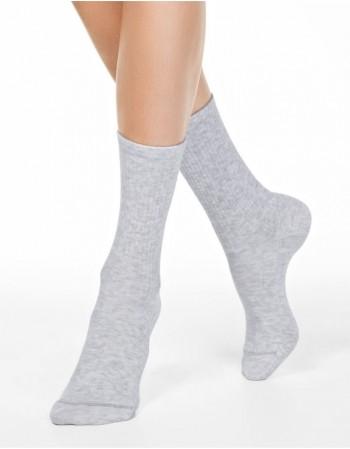 "Women's socks ""Comfy Grey"""