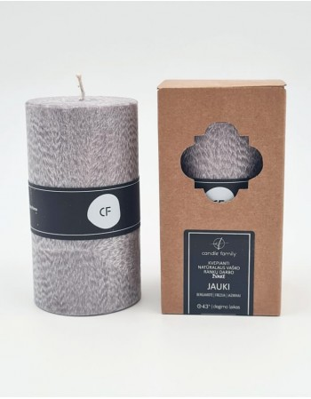 """Scented candle """"Jauki"""""""