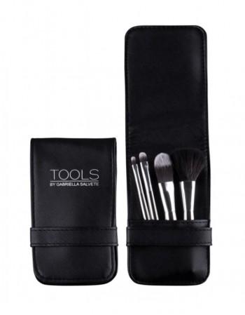 "Makeup brush set R&L ""Moda mythical set"", 5 vnt"