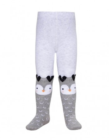 """Tights for children ''Grey Owl"""""""
