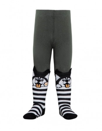 """Tights for children """"Happy dog"""""""
