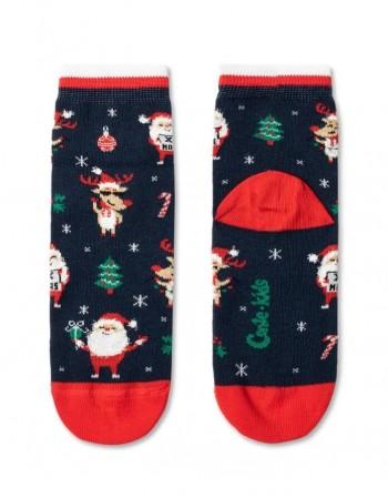 """Children's socks """"X-mas Land"""""""