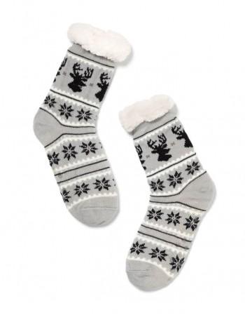 """Women's socks """"Dotti Grey"""""""